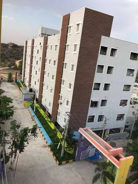 1000 Sft LUXURY APARTMENT FLAT FOR SALE JUST 5 KM FROM ECIL