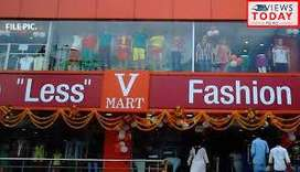 NEED OF CANDIDATES FOR ( V- MART SHOWROOM ),'' ON URGENT BASES'.