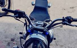 bullet 350cc selling new condition