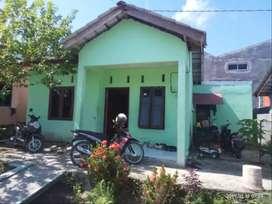 Di Jual Rumah BTN 36 + dapur (sdh lunas) STRATEGIS DI TENGAH KOTA PBUN