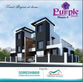 UNDER CONSTRUCTION RAW HOUSE AVAILABLE IN LOHEGAON NEAR BY KHRADI