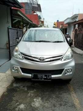 Toyota Avanza 1.3 G (2014)