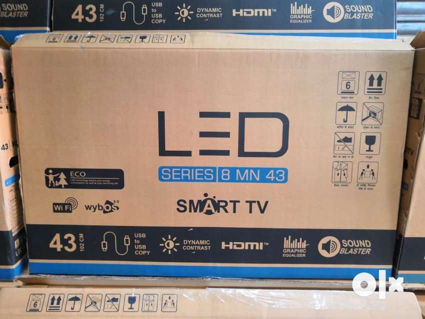 FHD led's with 1 year warranty  imported led's from malyasia. 0