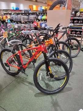 sepeda gunung exotic bisa kredit tanpa dp