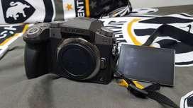 Jual Panasonic Lumic G7 /DMC-G7K (4K) Kit 14-42mm - Like New