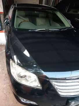 Toyota CAMRY 2,4V nik 08, pemakain 09 Hitam