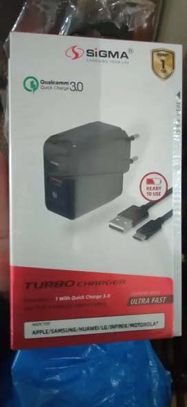 I want to sell my charger 18 watt fast charger