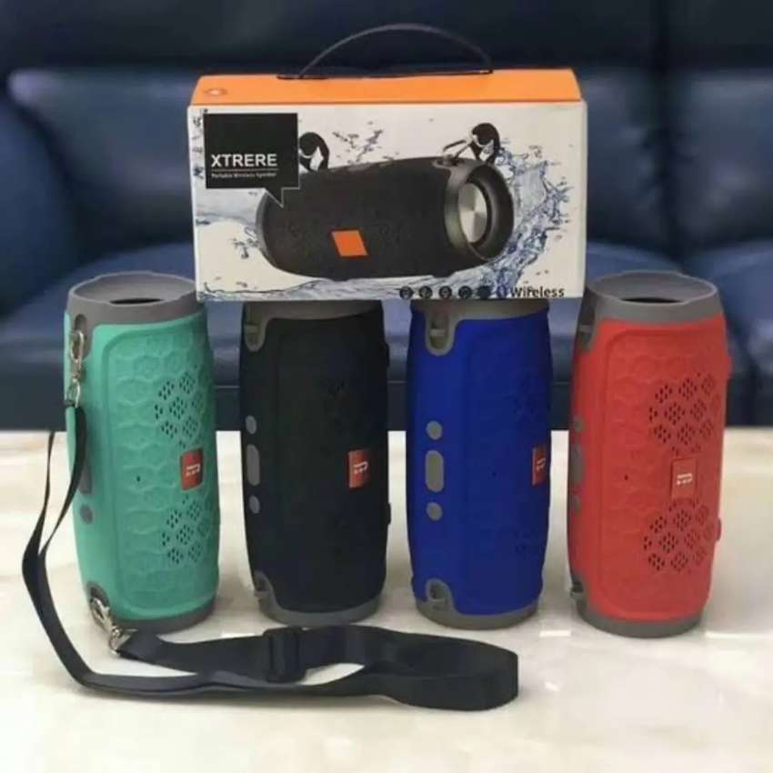 Speaker Bluetooth Bass 0