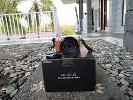 Kamera Mirrorless Fujifilm XA-10
