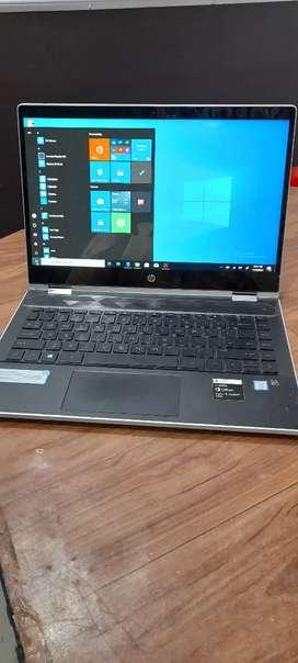 Hp pavillion laptob 360 touch screen
