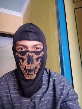 masker bermotor