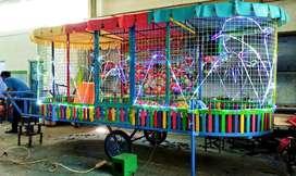 mandi bola prosotan odong playground taman