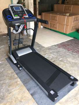 treadmill OSLO import kwalitas dan support/indoor 2.5 HP