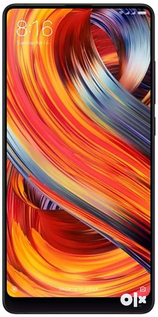 Brand new Mi Mix 2 with less than 30 days invoice 0