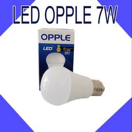 LAMPU LED OPPLE 7W WH 6500K