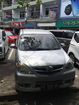 Toyota Avanza Type G, Manual Tahun 2009