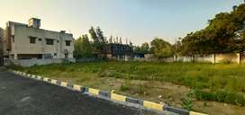 &* residential approved  plot  for sale in semencherri