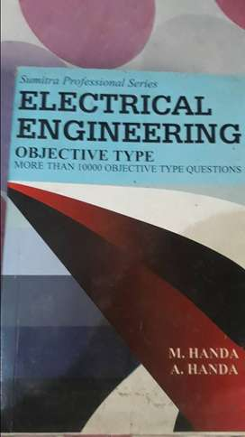 Book Electrical engineering objectives