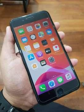 iPhone 7+ 32GB Jetblack, Tanpa Headset, Original, Normal, Fisik 97%