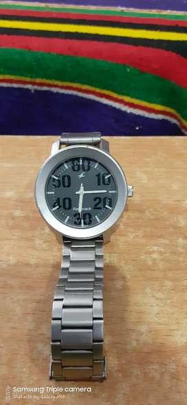 Fastrack analogue watch