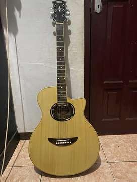 Gitar yamaha bekas