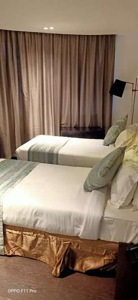 We are looking for house keeping staff at 4star hotel.