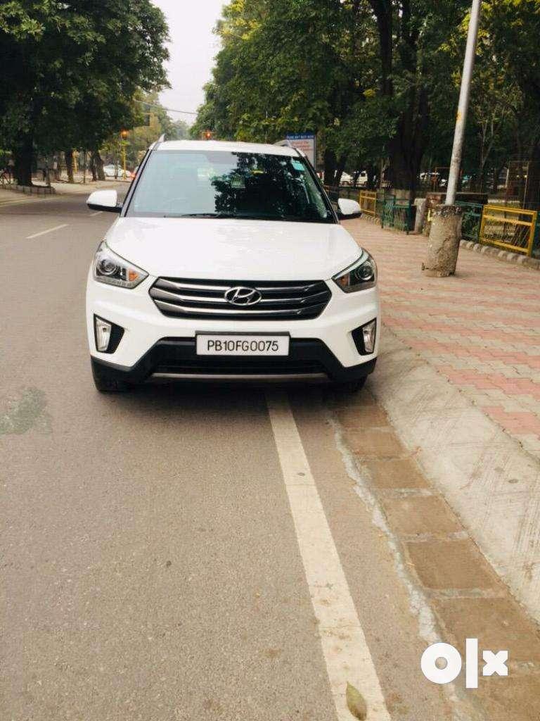 Hyundai Creta 1.6 SX Plus Auto, 2017, Diesel 0