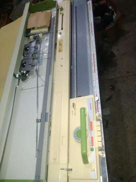 Brothers new knitting machine and sewing machines