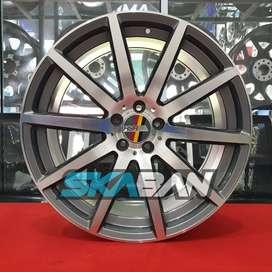 Velg Racing HSR ARU Ring 20 Utk Mercy Accord Camry Dll