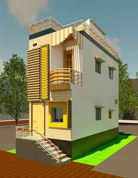 New house  bhojpur