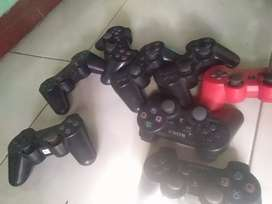 Stik wireles ps3 2nd lancar jaya