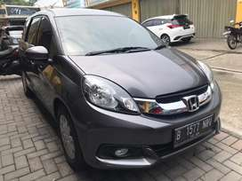 (Hrga cash) Honda Mobilio E CVT Matic AT 2016 AbuAbu spt avanza ertiga