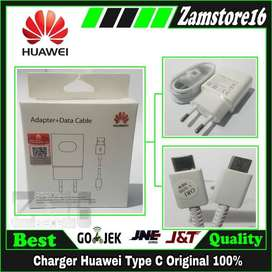 Cas Charger Huawei P9 P9 Plus Fast Charging 9V-2A Type C Original 100%