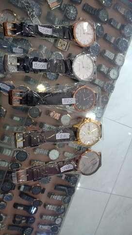 Jam tangan Alexandre Christie original ready banyak
