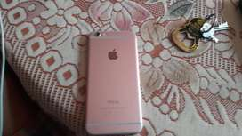 Iphone 6 in excellent condition ROSE GOLD 16gb