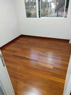 Flooring kayu ulin