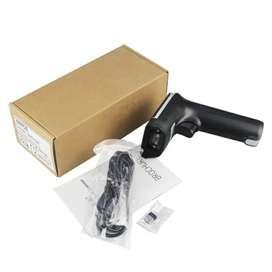 Scanner Barcode USB dan Wireless, Scan Wireles, Barcod Wifi 1D 2.4GHz
