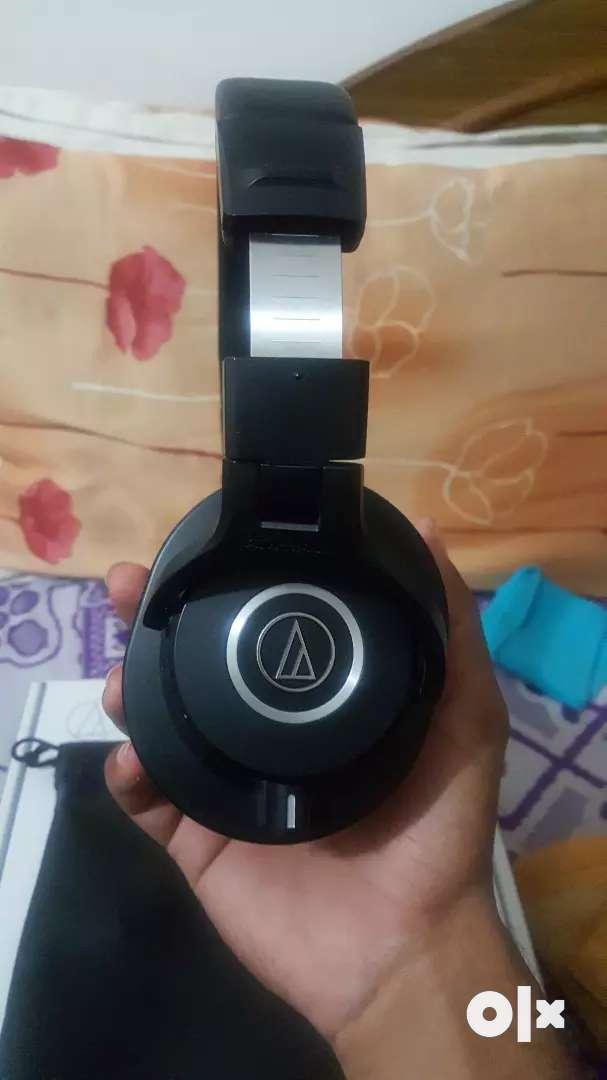 Audio Technica ATH-M40x Headphones. Price Negotiable 0