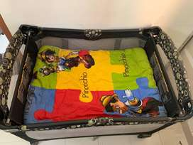 Graco Cot bed for kids 0-5 years