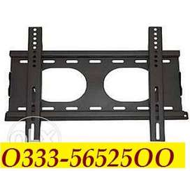 LED LCD TV WALL MOUNT BRACKET INSTALLATION AND SHIFTING