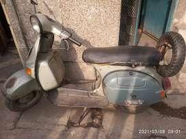 Chetak Bajaj scooter