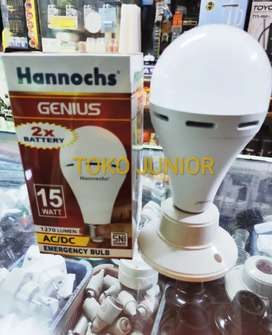 Lampu Led Hannochs genius Emergency