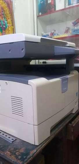Toshiba e studio166 Xerox with printer