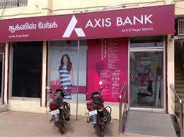 Accountant in Axis Bank.