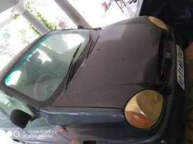 Santro Car Black
