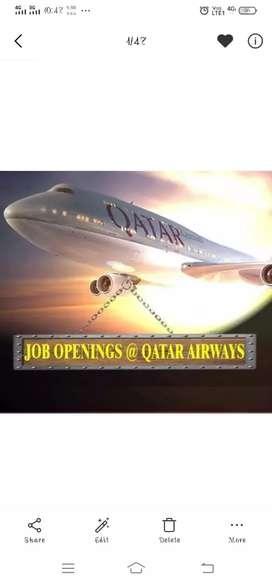 Indigo airlines flight Job hiring