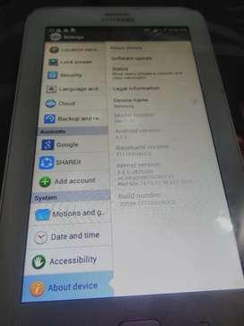 Samsung tablet model no.SM-T111