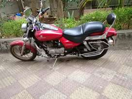 Very well maintained avenger 220 cc