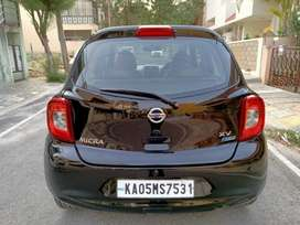 Nissan Micra XV CVT, 2015, Petrol
