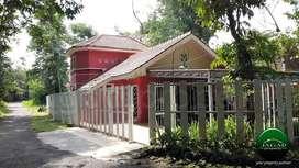 Villa Dijual Di Kaliurang Yogyakarta ( YO 106 )